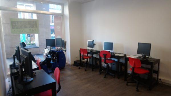 salle de code simulateur